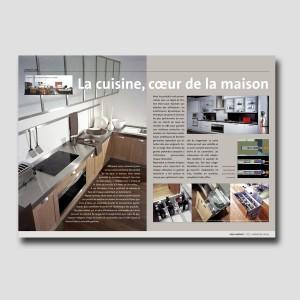 Cesa cuisines /// Contact /// intérieur