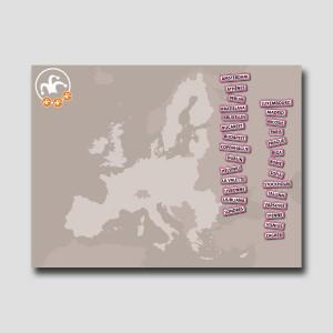 Graine d'Europe /// L'Europe c'est pas sorcier /// site /// jeux