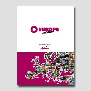 Graine d'Europe /// Europe in Motion /// jaquette DVD