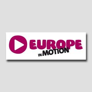 Graine d'Europe /// Europe in Motion /// logotype