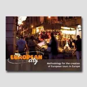 Graine d'Europe /// MyEuropeanCity /// brochure /// une