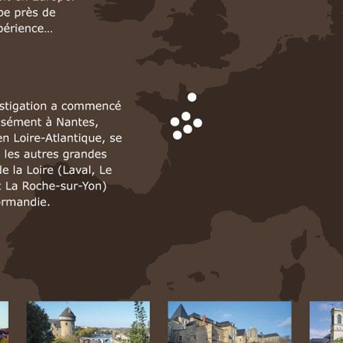 Graine d'Europe /// MyEuropeanCity /// plaquette