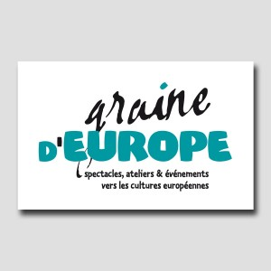 Graine d'Europe /// identité /// logotype