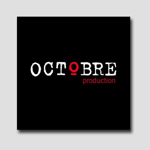 Octobre Production /// logotype