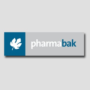 Pharmabak /// logotype