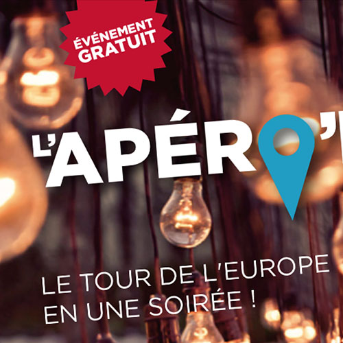 Graine d'Europe /// Apéro'péen