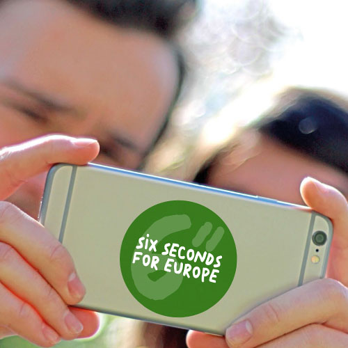 Graine d'Europe /// 6 seconds for Europe