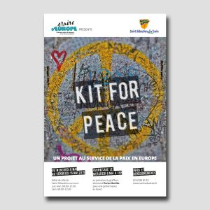 Graine d'Europe /// Kit for Peace /// Affiche