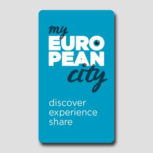 Graine d'Europe /// My European City /// logotype