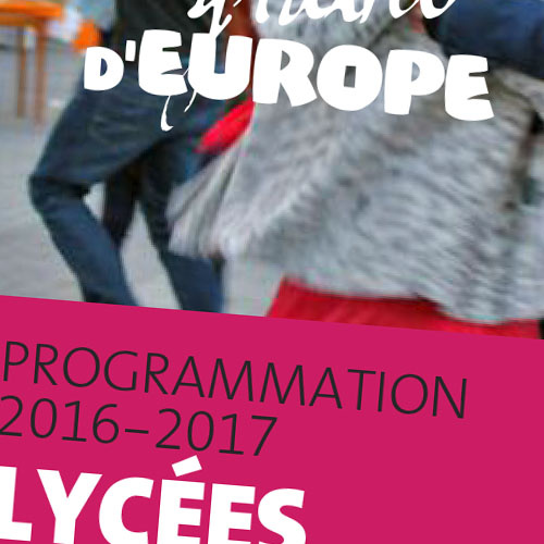 Graine d'Europe /// programmation
